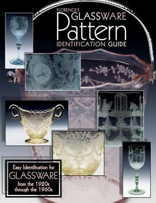Florences Glassware Pattern Identification Guide PB very good