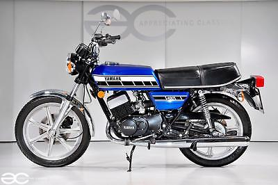 A Splendid Yamaha RD400C in Superb Condition Throughout - *SOLD*