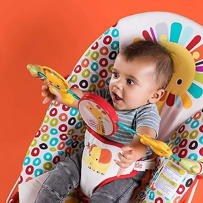 c8ce89990 Bright Starts Playful Pinwheels Bouncer Baby Seat up to 20 Pounds, Fast Ship