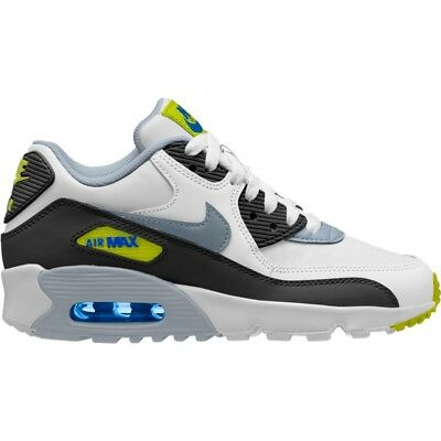 brand new 69887 724bd Nike Air Max 90 LTR GS Trainers Shoes Gym Running Girls Womens Ladies Boys  Xmas