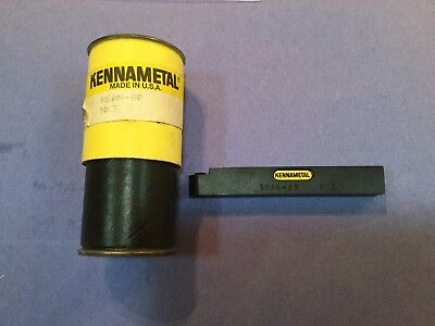 KENNAMETAL RKAN 8P NK3 Round Insert Indexable Tool Holder Used
