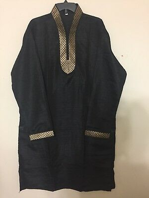 INDIAN/PAKISTANI ETHNIC WEAR KURTA Pajama For Men Size 50""