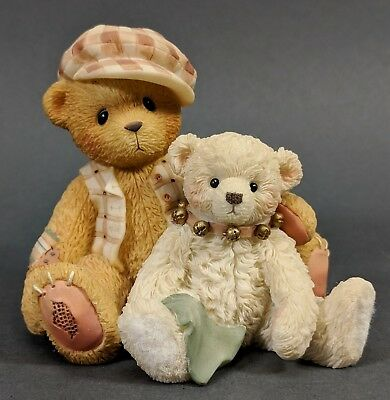 Cherished Teddies ~ Bailey And Friend - The Only Thing More... (662011F)  *MINT*