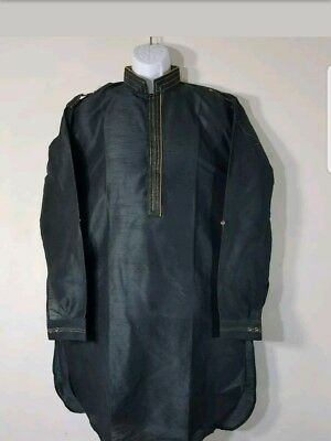 Bollywood Style Indian/pakistani Pathani Kurta Size 46""""