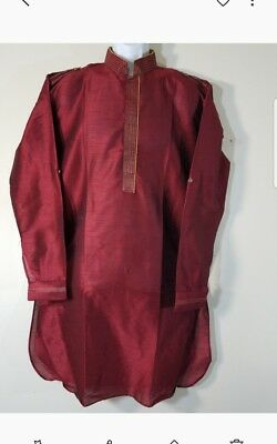 Bollywood Style Party Wear Kurta Size 48""