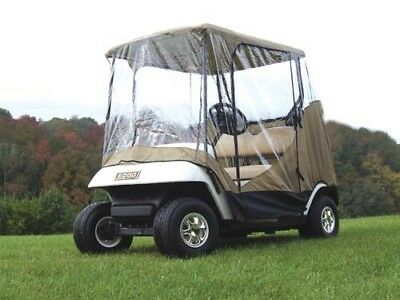 Universal 4-Sided Golf Cart Enclosure