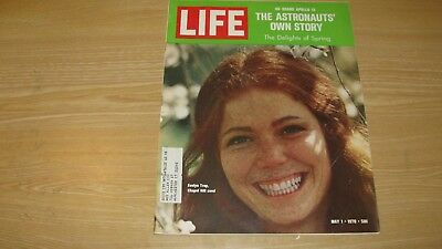 1970  Life Magazine May 1 Astronaut's Own Story  High Grade Lowest Price On Ebay