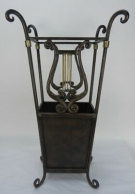 Vintage Cast Iron Umbrella Stand