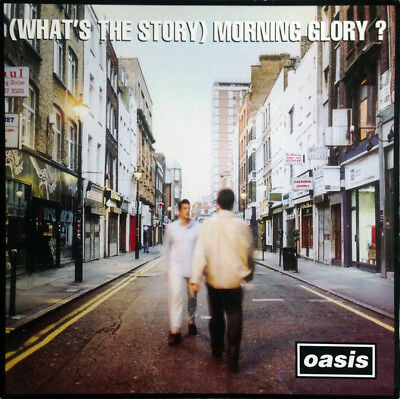 OASIS - (What's The Story) Morning Glory? 2 x LP Vinyl Album + DL - Wonderwall
