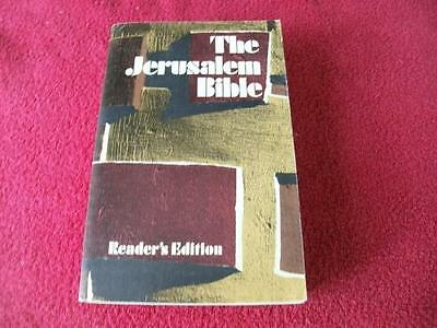 The Jerusalem Bible, Readers Edition ( Softcover )1968