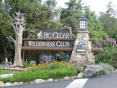 Wilderness Club at Big Cedar~Feb. 15-18, 2019~1 Bedroom Lodge