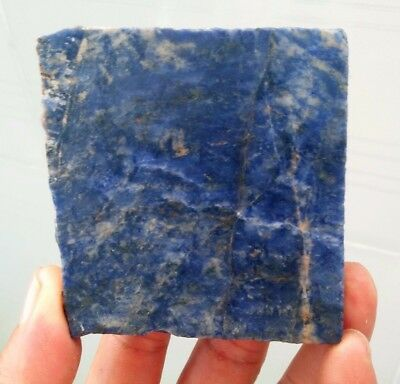 252g NATURAL sodalite QUARTZ CRYSTAL Rough Mineral Specimen M5104