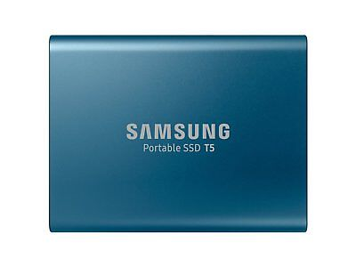 Samsung 500 GB SSD T5 540MB/s Solid State Drive New tbs UK