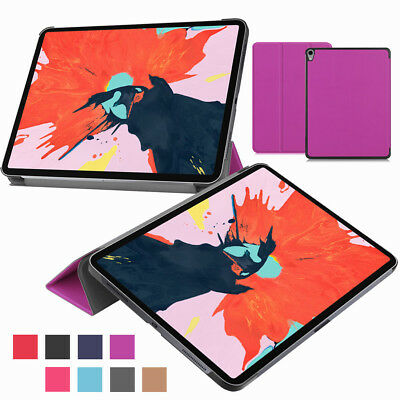 For Apple iPad Pro 12.9 Inch 3rd Gen 2018 Tablet Case Leather Smart Cover Stand
