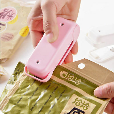 2019 Portable Sealing Tool Heat Mini Handheld Plastic Bag Impluse Sealer Newest