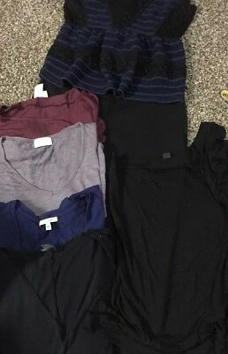 Huge Lot Of Women Size L/xlSweaters/tops/blouses/jeans Mixed