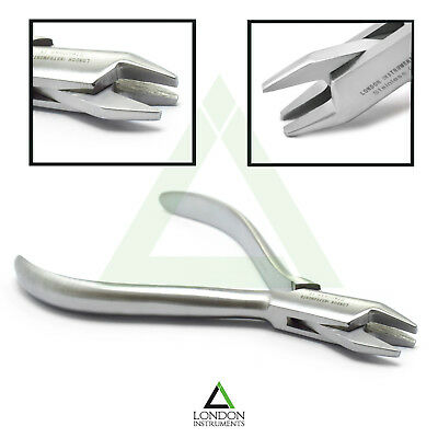 Dental Laboratory Wire Adjusting  Aderer Bending Pliers Contouring Forming Tools
