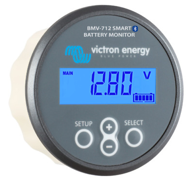 Victron Energy BMV 712 Smart Battery Monitor - Bluetooth Connection