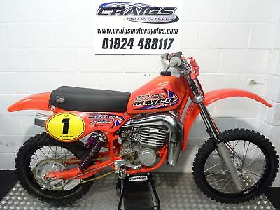 MAICO 490 ALEX Rach Race Bike Twinshock Motocross Bike At Craigs Motorcycles