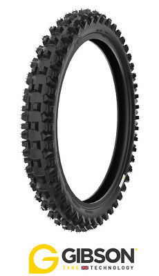Gibson Mx 1.1 Motocross Front Tyres -  Mx Tyres - Many Sizes - Clearance Sale