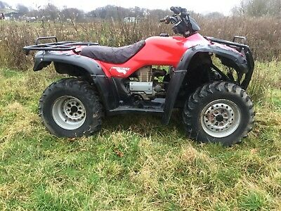Honda trx 350 4x4 Fourtrax farm quad bike new shape 4 wheel drive