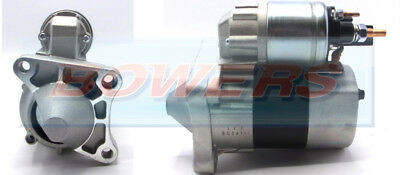 BRAND NEW STARTER MOTOR 12V 9 TOOTH DRIVE 0.85kW C/W D7E TYPE DACIA RENAULT APPS