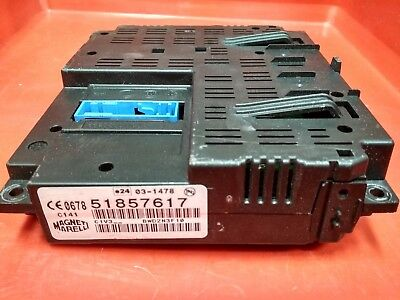 FIAT Blue&Me Bluetooth module 51857617 / Warranty / Tested / Fast Courier