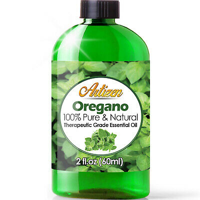 Artizen Oregano Essential Oil (100% PURE & NATURAL - UNDILUTED) - 2 oz