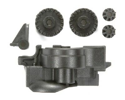 TAMIYA 15438 MINI 4WD REINFORCED GEARS w/EASY LOCKING GEAR COVER - PIGNONE 8T