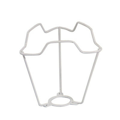 """4"""" Shade Carrier (B22) Table Floor Lampshades holder White"""