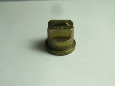 Teejet 11010LP Brass Nozzle  USED