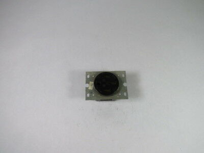 Pass & Seymour 3894-CC6 Flush Mount Range Outlet 50A 125/250V  USED
