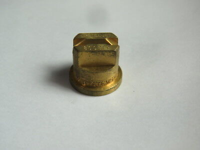 Teejet 8008LP Brass Nozzle  USED
