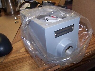 New Allen Bradley 800H-1Hvx7M1 Heavy Duty Enclosure Base 3/4 Feed Thru