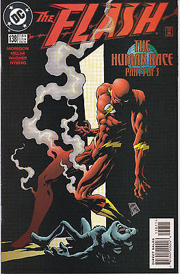 FLASH 138 - 1st CAMEO APP BLACK FLASH (MODERN AGE 1998) - 9.2