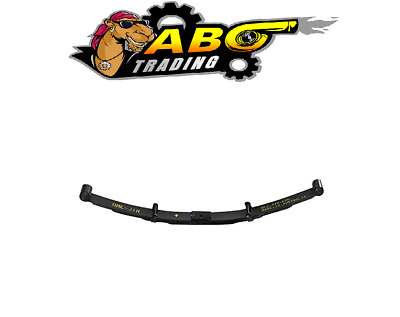 ARB OME Rear Leaf Springs Pair w//Bushing Kit 1.5 Lift Compatible with 05-14 Xterra