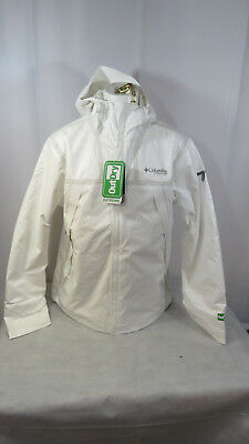 Mens Columbia Outdry EX Eco Insulated Waterproof Shell Winter Ski Jacket Size S