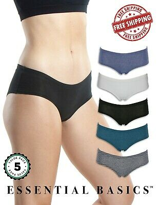 Women's BoyShorts Underwear Panties | Comfortable Fit | S M L XL | Lot of 3-10 |