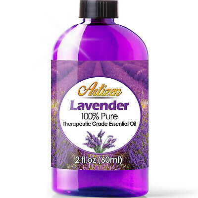 Artizen Lavender Essential Oil (100% PURE & NATURAL - UNDILUTED) - 2oz