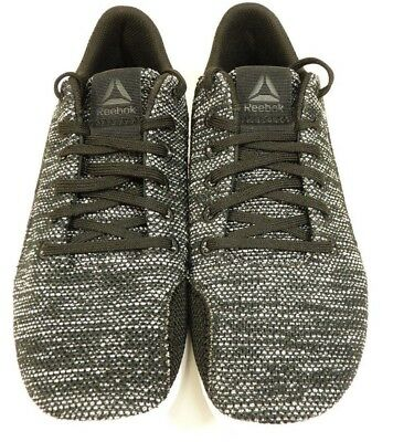 NEW Reebok Women's Ardara Walking Lace-up Shoes Black And White Color CN2122