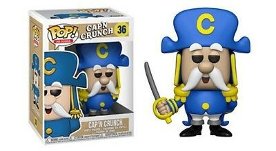 Funko POP! Ad Icons: Cap'N Crunch with Sword #36 IN STOCK