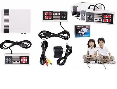 Mini Classic Edition Entertainment Console with 620 Nintendo Games USA Seller!
