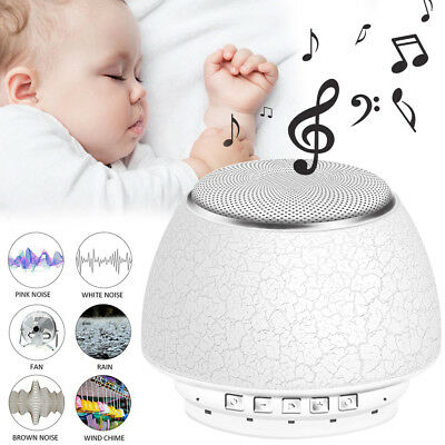 Deep Sleep White Noise Sound Relaxing Machine Helper 6 Nature Music Therapy