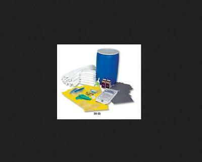INDUSTRIAL SPILL KITS (2) – Immediate Spill Response [new] ..... TWO KITS