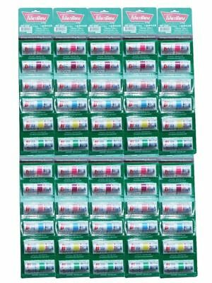 30 X Poy Sian Mark 2 Ii Nasal Smell Dizziness Inhaler Bracing Breezy Asthma N