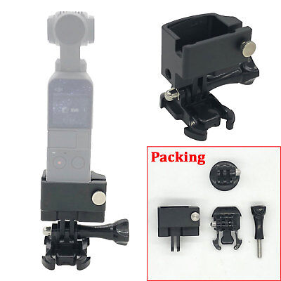 For DJI OSMO Pocket Expansion Kit Base Mount Adapter Selfie Stick Bracket Holder