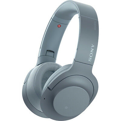 Sony WH-H900N h.ear on 2 Wireless Cancelling Headphones - Moonlit Blue 1651235a0cad