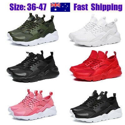 Mens Womens Athletic Shoes Mesh Sneakers Trainers Running Gym Sports Shoes Size