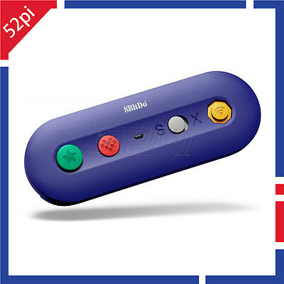 8Bitdo Gbros Wireless Adapter for Nintendo Switch, Works with Wired GameCube