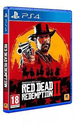 Red Dead Redemption 2 - PS4 Brand New & Sealed